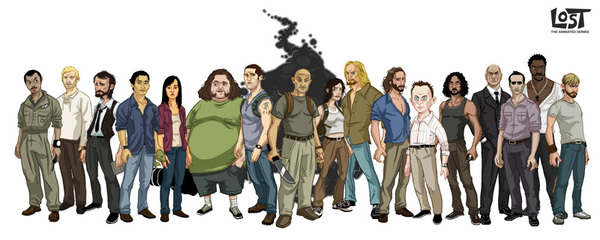 LOST: The Animated Series