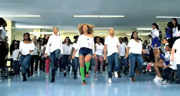 """Move Your Body"" Music Video with Beyoncé"