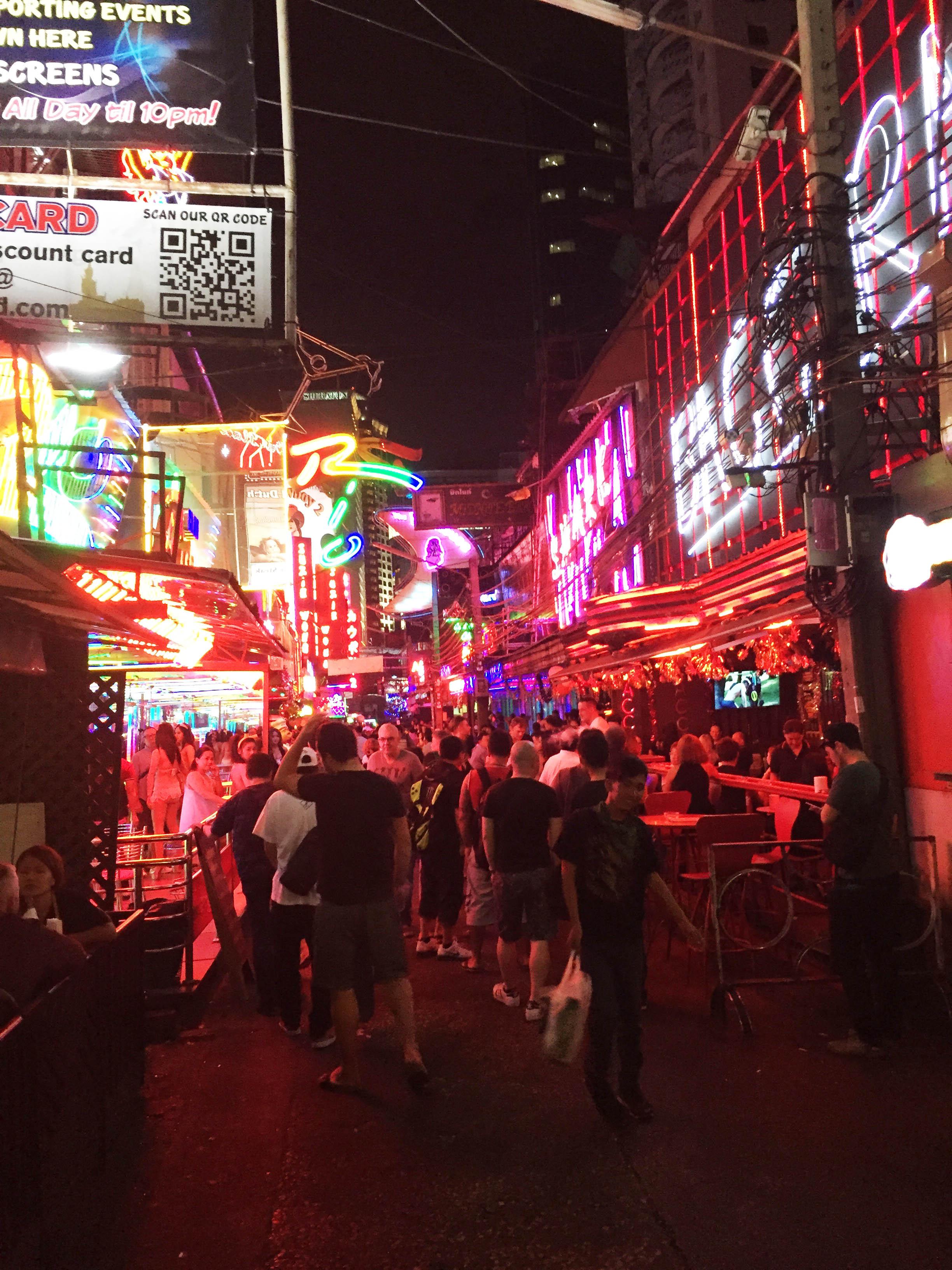 タイ旅行記④「海外で初めての年越し」